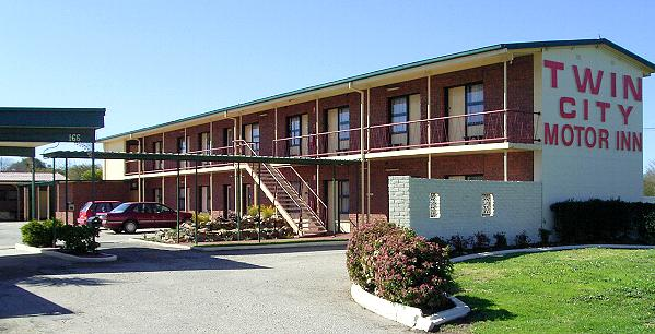 Twin City Motor Inn Wodonga